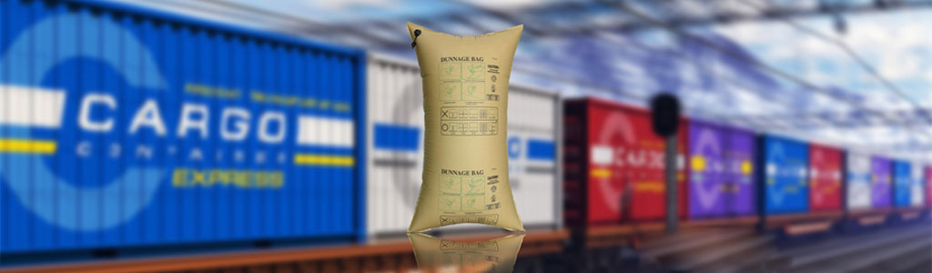 BSTSTRAP DUNNAGE BAGS are specifically designed to strengthen and stabilize cargo in containers, enclosed rail cars, trucks and ships.